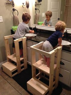Tot Tower Safe Step Stool Child Safety Kitchen Stool Mommy s Helper Learning Cen. Tot Tower Safe Step Stool Child Safety Kitchen Stool Mommy s Helper Learning Center Toddler Safety Stool TKP Desi To Learning Tower, Kitchen Stools, Diy Kitchen, Rustic Kitchen, Child Safety, Kids Furniture, Diy For Kids, Home Projects, Kids Bedroom