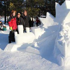 Gallery – Snow Sculptures – Team Snow Art
