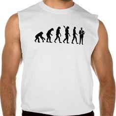 Evolution Engineer Sleeveless T Shirt, Hoodie Sweatshirt