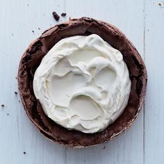 Easy Desserts: Fallen Chocolate Cake, Butterscotch Pudding, and More: BA Daily: bonappetit.com