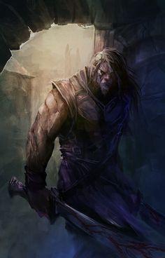Gruntle Stalks - Malazan Book of the Fallen |  mattforsyth on DeviantArt