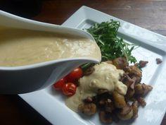 versatile vegan cheesy dijon sauce (low-fat, no dairy, no palm oil, no cholesterol)