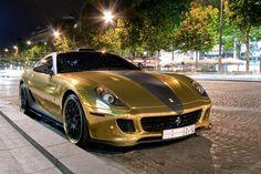 Topic Officiel des Golden cars] Voitures en OR 24 Carats - Auto titre