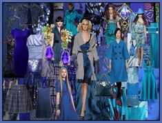 Mood Board for Fashion Design | Colour Fashion Mood Boards for Autumn 2008/9 - Latest Fashion ...