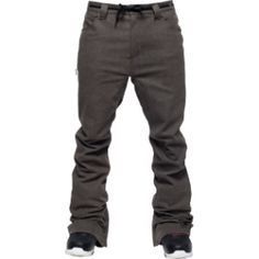 L1 Premium Skinny Denim Pant - Men's  #pants #sport #snowboardpants #snowboarding #gear   SHOP @ OutdoorSporting.com Snowboarding Outfit, Gear Shop, Snowboard Pants, Denim Pants Mens, Men's Pants, Hiking Gear, Outdoor Gear, Sweatpants, Camping