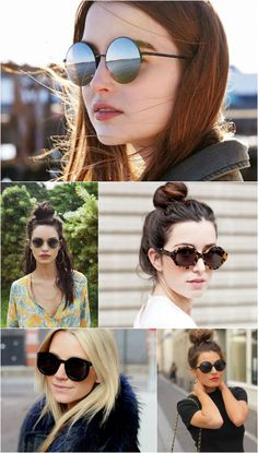 óculos escuros redondos: atualizador de looks e campeão de estilo