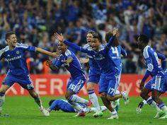 Triumph  Chelsea FC