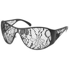 lace design sunglasses