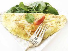 Caprese Omelette — The Skinny Fork