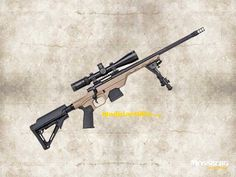 The Mossberg MVP LC combines the accurate MVP Rifle Platform with a lightweight MDT LSS Chassis, Magpul CTR, and an optional Vortex Optics Viper HS-T Scope