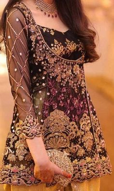 Buy discount party dress ups in Pakistan at Oshi. Book Online comport party dress ups in Karachi, Lahore, Islamabad, Peshawar and All across Pakistan. Pakistani Wedding Outfits, Pakistani Dresses, Indian Dresses, Pakistani Couture, Pakistani Dress Design, Red Lehenga, Lehenga Choli, Angrakha Style, Shadi Dresses
