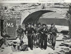 Морская пехота СССР 1941-1945. Подборка фото. - Че