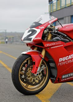 Ducati 916 Racing 1995