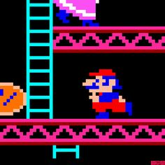 "Before ""Mario,"" the character's name was ""Jumpman."" Before that, he was called ""Mr. Video."" Before that , he was known as ""Ossan,"" which translates to ""middle-aged guy."" 