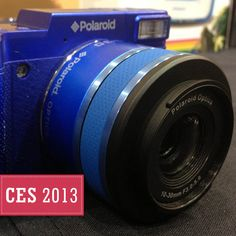 Polaroid's Android Camera And Fotobar Prints Up Close