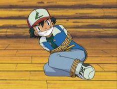 Pokemon ash nackt schwul
