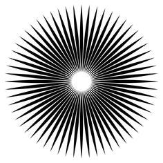 ☆ Hole Index Optical Illusion Gif, Art Optical, Illusion Art, Optical Illusions, Fractal Art, Fractals, Dark Wallpaper Iphone, Sun Tattoos, Hindu Art