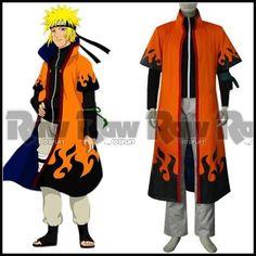 Vicwin-One Naruto Uzumaki Naruto Cosplay Costume - monday deal coupon