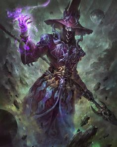 Occultist from Mobius Final Fantasy