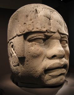 olmec heads | hose who have long claimed the Olmec were the mother civilization of ...