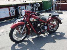 A Danish classic: The Nimbus motorcycle