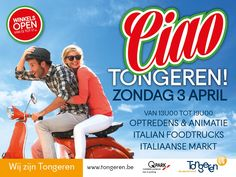 Italian Entertainment And More: Ciao Tongeren 2016. Een dag vol Italiaanse Passie en Sfeer in de oudste stad van België.