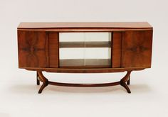 WOW!! Mid Century Hidden REVOLOVING Drinks Cabinet by BEAUTILITY!! Retro. Mcm on Etsy, $1,495.00