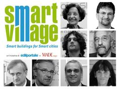 Smart Village: the Edilportale and Made exhibition-conference