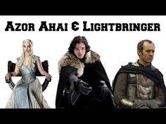 Game of Thrones Theory | Azor Ahai & Light Bringer!