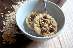 Williams Kitchen - Made with love: Freezer Friendly: Homemade Oatmeal Pucks