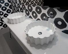 Lavabo da appoggio Doppio Zero - Ceramica Flaminia