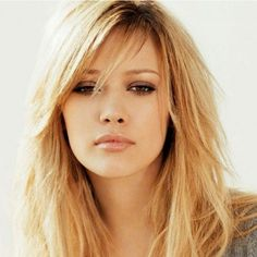 Hairstyles with Side Bangs Long Hair