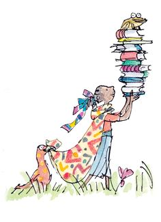 Me, when I'm going to explore the world outside :p You can't bring enough books with you!