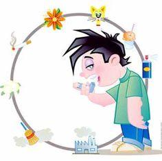 Veja nossas dicas de como limpar sua casa para evitar a alergia à poeira e outros males.    Quem sofre de alergia, seja respiratória ou de out