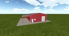 Cool 3D #marketing https://ift.tt/2G28KUd #barn #workshop #greenhouse #garage #roofing #DIY