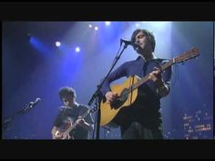 BRIGHT EYES (M WARD & CONOR OBERST) : First Day of My Life : LIVE
