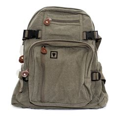 Backpack Medium Control Icon Canvas Backpack by mediumcontrol