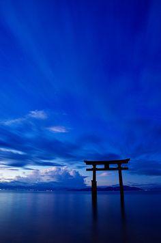 Lake Biwa 滋賀 琵琶湖