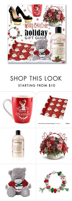 """""""BFF Gift Guide"""" by leanne-mcclean ❤ liked on Polyvore featuring interior, interiors, interior design, home, home decor, interior decorating, philosophy and Bling Jewelry"""