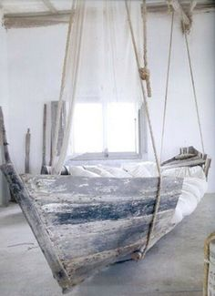 bed = boat =bed