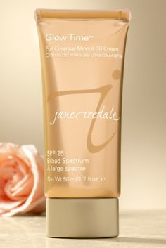 Jane Iredale Glow Time - Cover Blemishes, Brighten Skin, Broad Spectrum Spf Make Up | Soft Surroundings