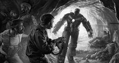 Stan Lee-Check Out This Incredible Concept Art From The Marvel Cinematic Universe