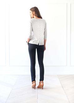 Sézane - Plume blouse