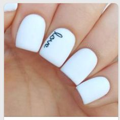 All white looks stunning for the summer!!