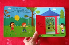 livre enfant imagier - Purple Jumble
