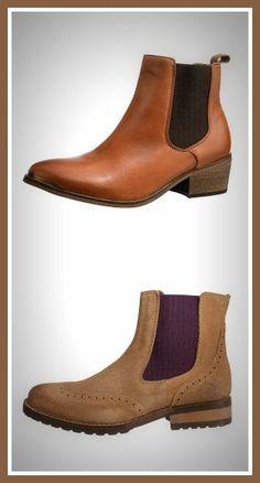 Mit den Chelsea Boots liegt man genau im Trend. Ein absolutes Must Have für jeden! #belmondo #pieces #musthave #trend