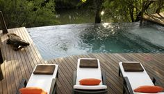 South Africa Ends in 4 days, 22 hours Morukuru Lodge sleeps up to six; take in the wildlife from the infinity pool off the deck.
