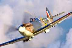 """Flying With a Spitfire – """"Can I arrange for a flight in this aircraft?"""" — Fly With a Spitfire!   warbirds"""