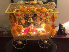 Diwali Diy, Diwali Craft, Diwali Gifts, Diy Diwali Decorations, Festival Decorations, Wedding Decorations, Art N Craft, Craft Work, Ganesh Chaturthi Decoration