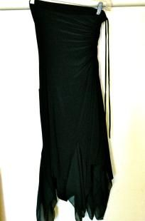 Tight Black Flowy Dress Size Small $30.00